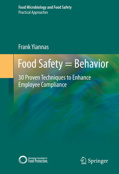 Food Safety = Behavior